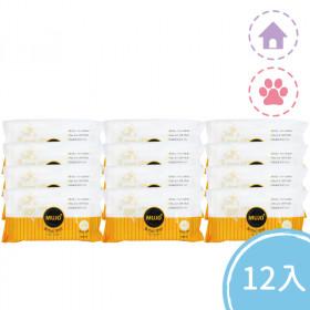 木酢濕拭衛生紙50抽 (12入)