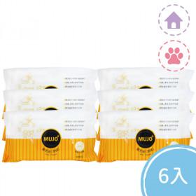 木酢濕拭衛生紙50抽 (6入)