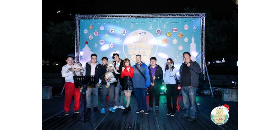 2019台北寵物節-毛孩友善聖誕城